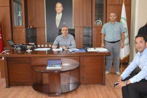 Bozkır Dereiçi Göleti Ve Sulaması Malzeme Alımı Sözleşmesi İmzalandı
